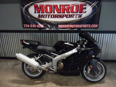 2007 Kawasaki ZZR®600 in Monroe, Michigan