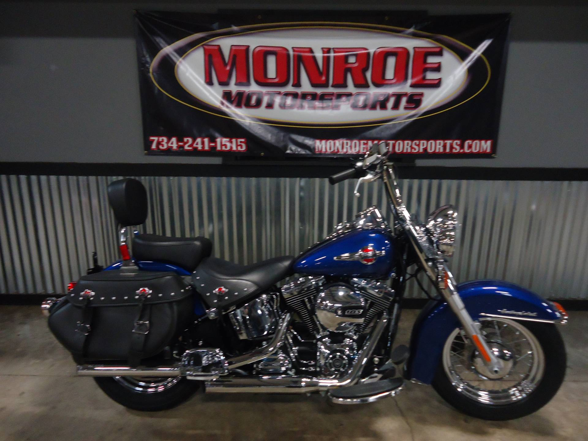 2016 Harley-Davidson Heritage Softail® Classic in Monroe, Michigan