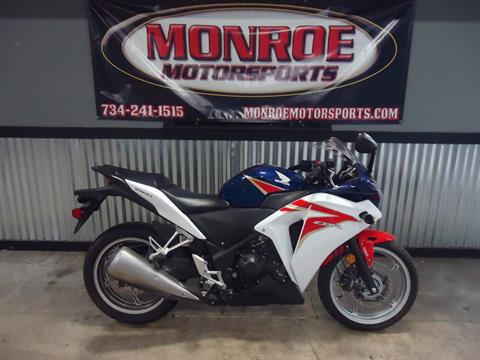 2012 Honda CBR®250R ABS in Monroe, Michigan