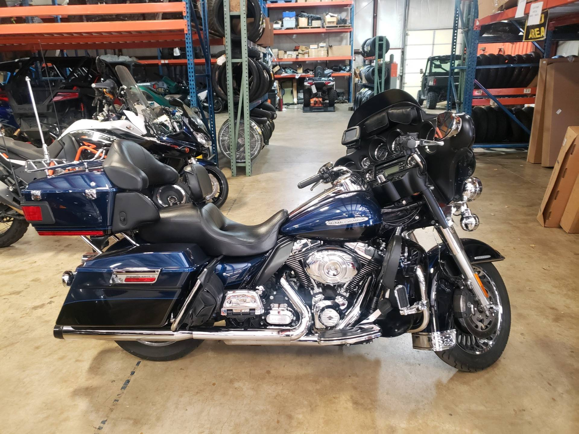 2012 Harley-Davidson Electra Glide® Ultra Limited in Monroe, Michigan - Photo 1