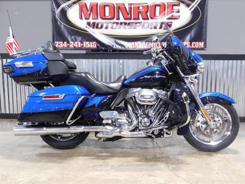 2014 Harley-Davidson CVO™ Limited in Monroe, Michigan