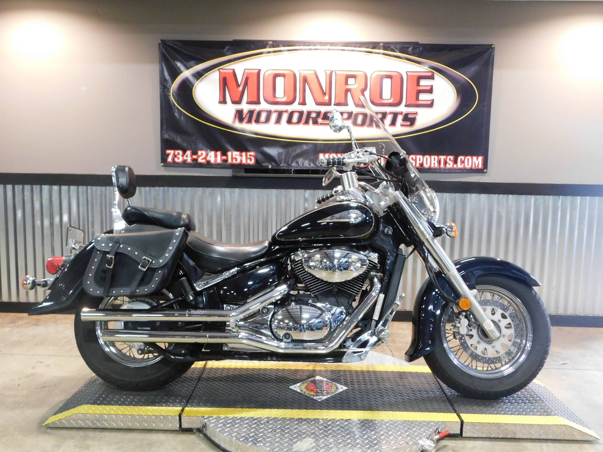 2003 Suzuki Intruder® Volusia in Monroe, Michigan