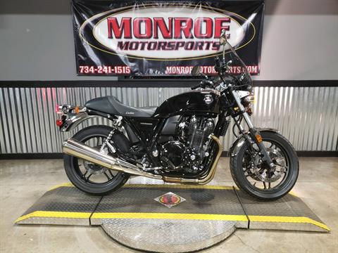 2014 Honda CB1100 in Monroe, Michigan