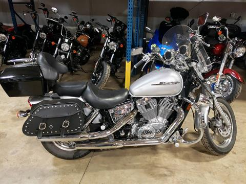 2007 Honda Shadow Spirit™ in Monroe, Michigan - Photo 1