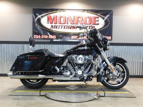 2012 Harley-Davidson Street Glide® in Monroe, Michigan - Photo 1