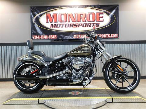 2016 Harley-Davidson Breakout® in Monroe, Michigan - Photo 1