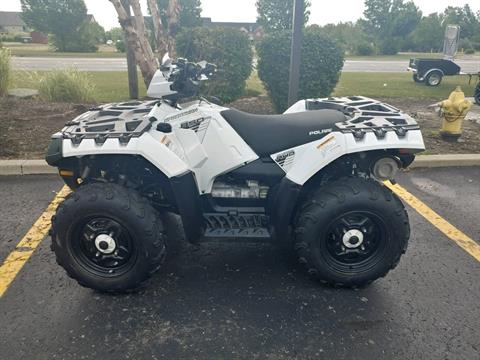 2016 Polaris Sportsman 850 in Monroe, Michigan