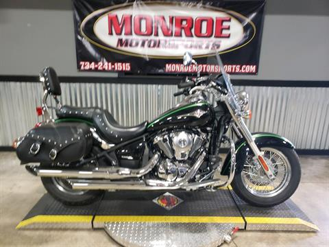 2015 Kawasaki Vulcan® 900 Classic LT in Monroe, Michigan
