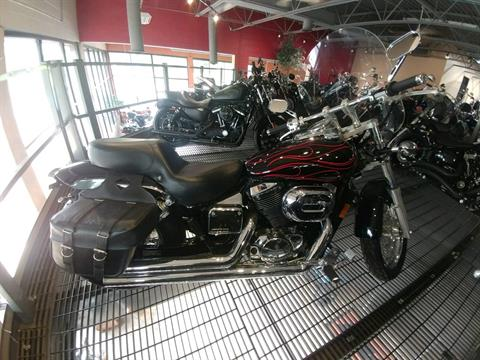 2007 Honda Shadow Spirit™ 750 C2 In Monroe, Michigan