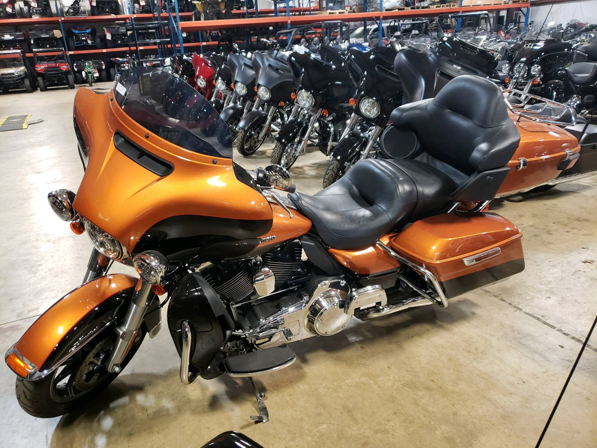 2014 Harley-Davidson Ultra Limited in Monroe, Michigan