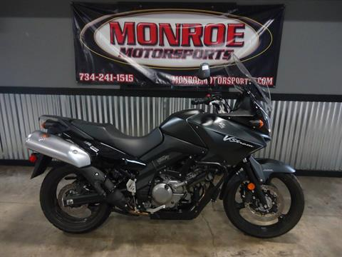 2008 Suzuki V-Strom® 650 ABS in Monroe, Michigan