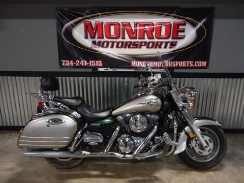 2006 Kawasaki Vulcan® 1600 Nomad™ in Monroe, Michigan