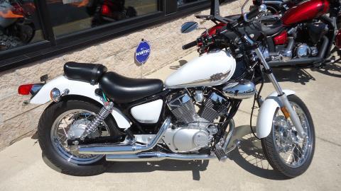 2014 Yamaha V Star 250 in Monroe, Michigan