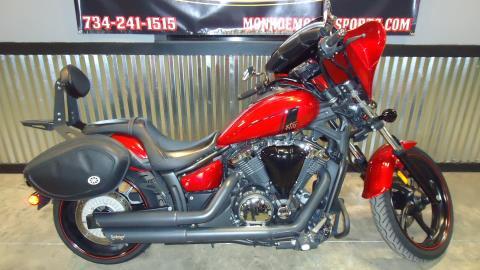 2013 Yamaha Stryker in Monroe, Michigan