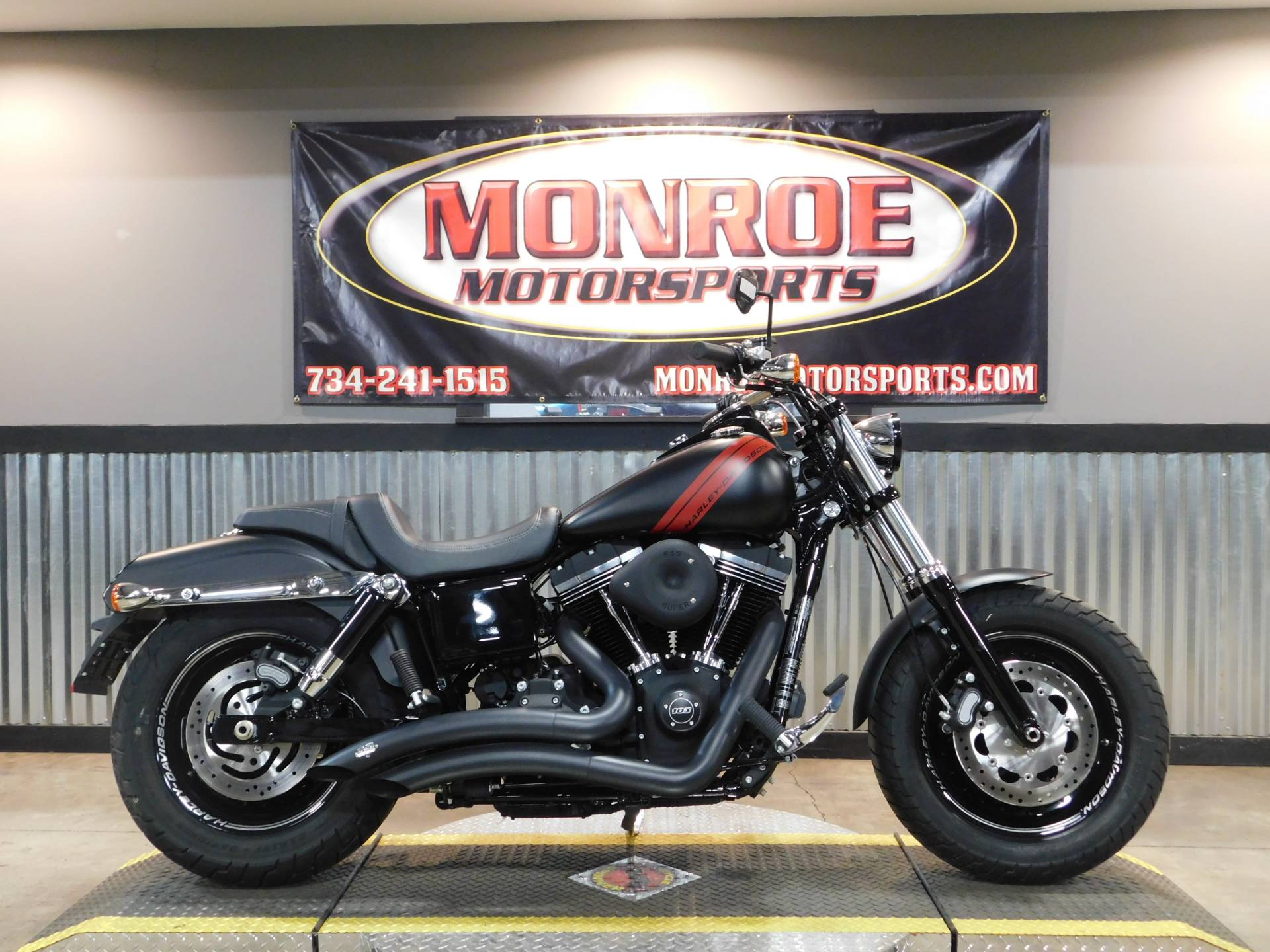 2015 Harley-Davidson Fat Bob for sale 54537