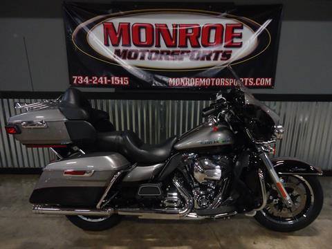 2016 Harley-Davidson Ultra Limited in Monroe, Michigan
