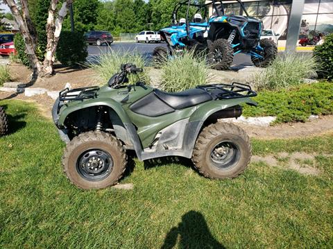 2012 Honda FourTrax® Rancher® 4x4 in Monroe, Michigan