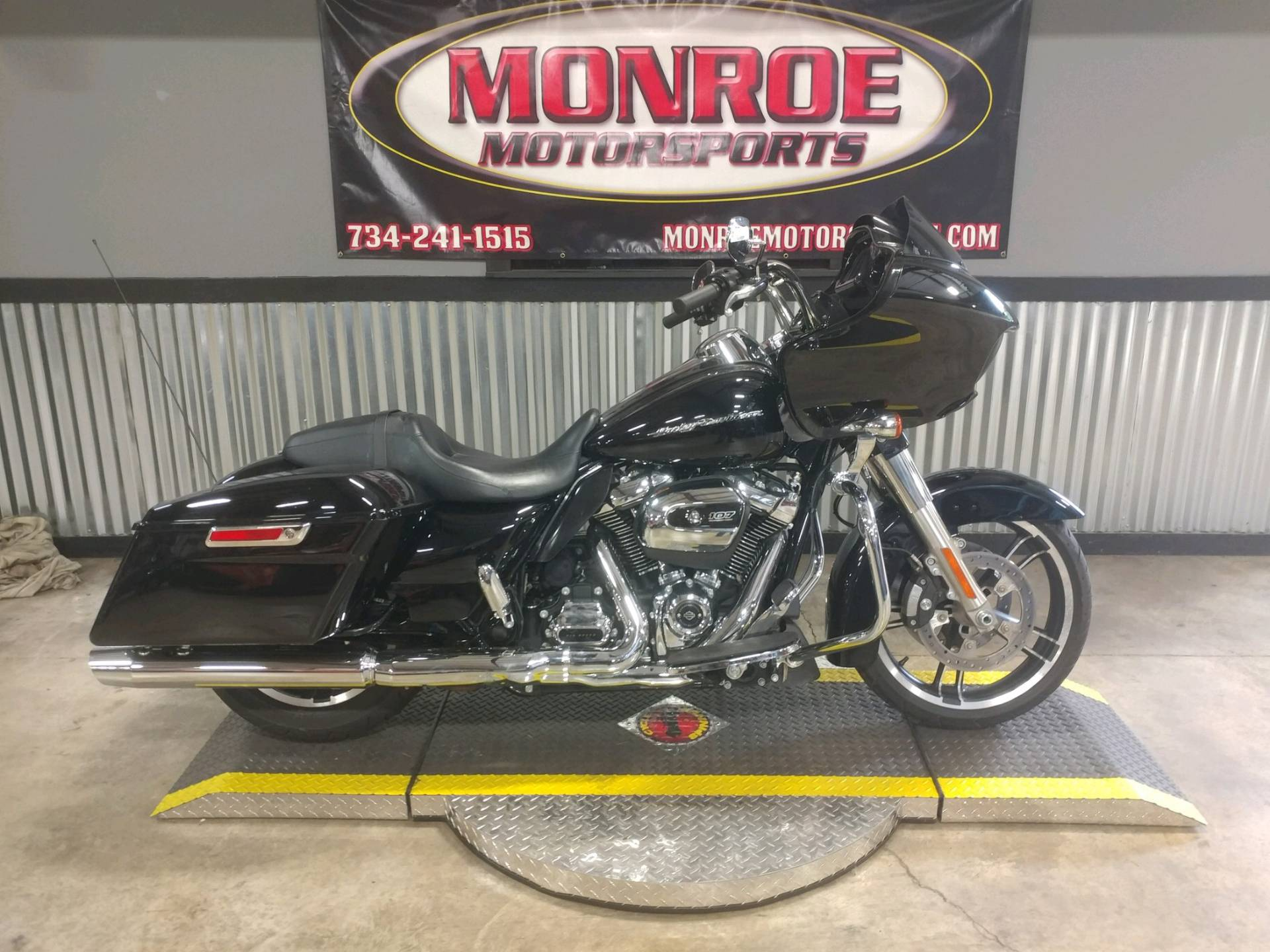 2017 Harley-Davidson Road Glide® Special in Monroe, Michigan