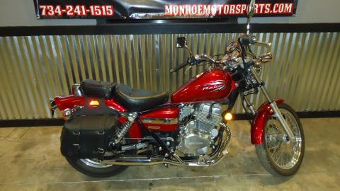2012 Honda Rebel® in Monroe, Michigan