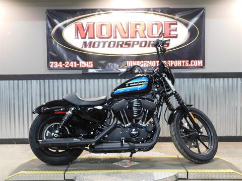 2019 Harley-Davidson Iron 1200™ in Monroe, Michigan - Photo 1
