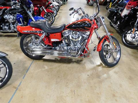 2001 Harley-Davidson FXDWG Dyna Wide Glide® in Monroe, Michigan