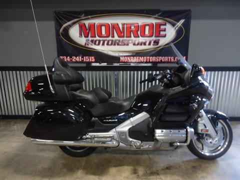 2015 Honda Gold Wing® ABS in Monroe, Michigan