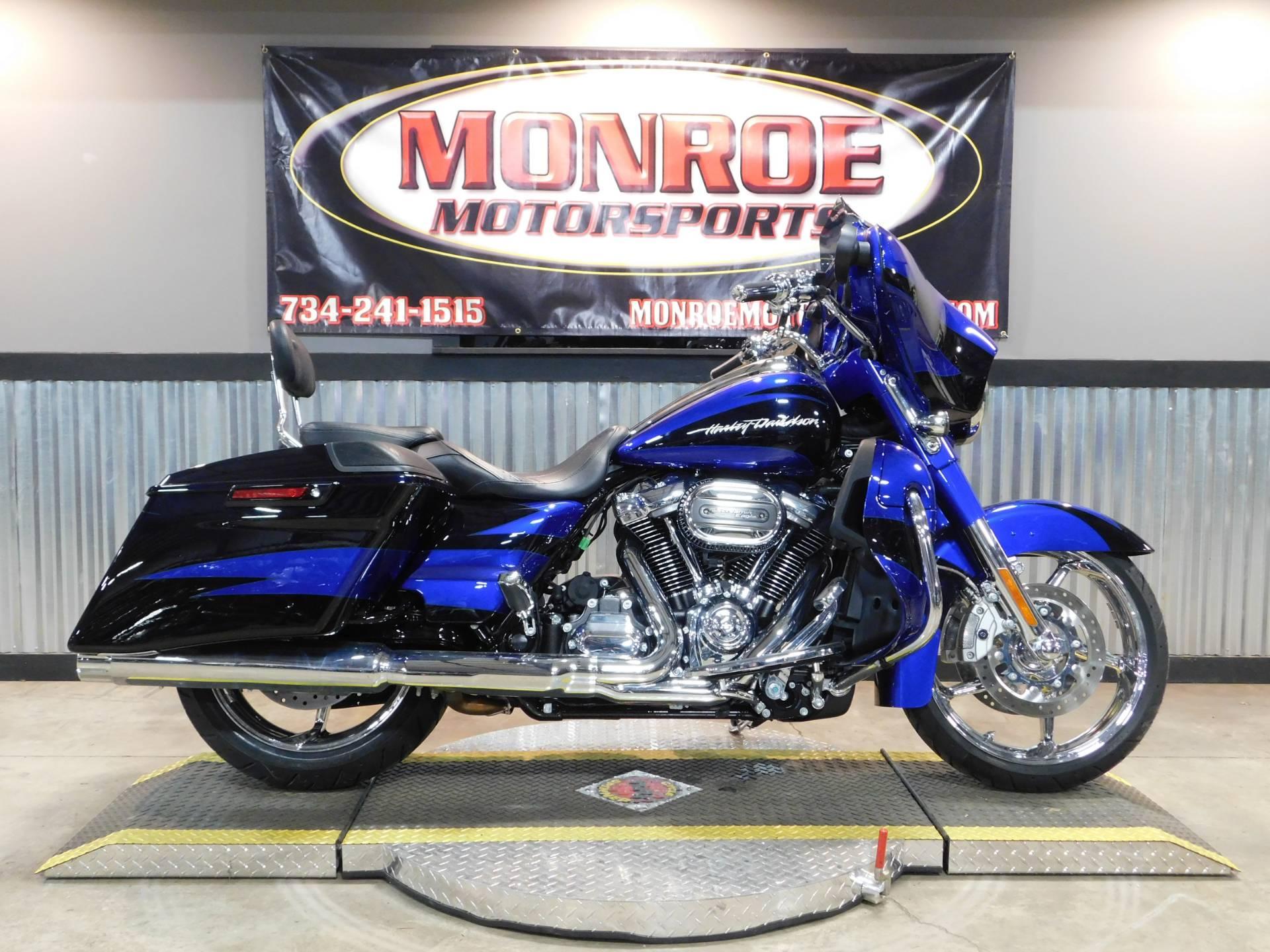 e83622054c0 Used 2017 Harley-Davidson CVO™ Street Glide® Motorcycles in Monroe ...