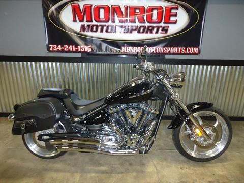 2012 Yamaha Raider S in Monroe, Michigan