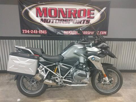 2014 BMW R 1200 GS in Monroe, Michigan