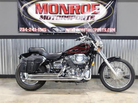 2007 Honda Shadow Spirit™ 750 C2 in Monroe, Michigan