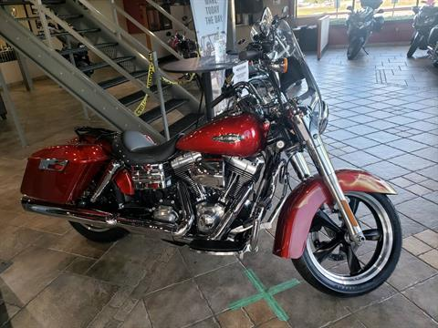 2012 Harley-Davidson Dyna® Switchback in Monroe, Michigan - Photo 1