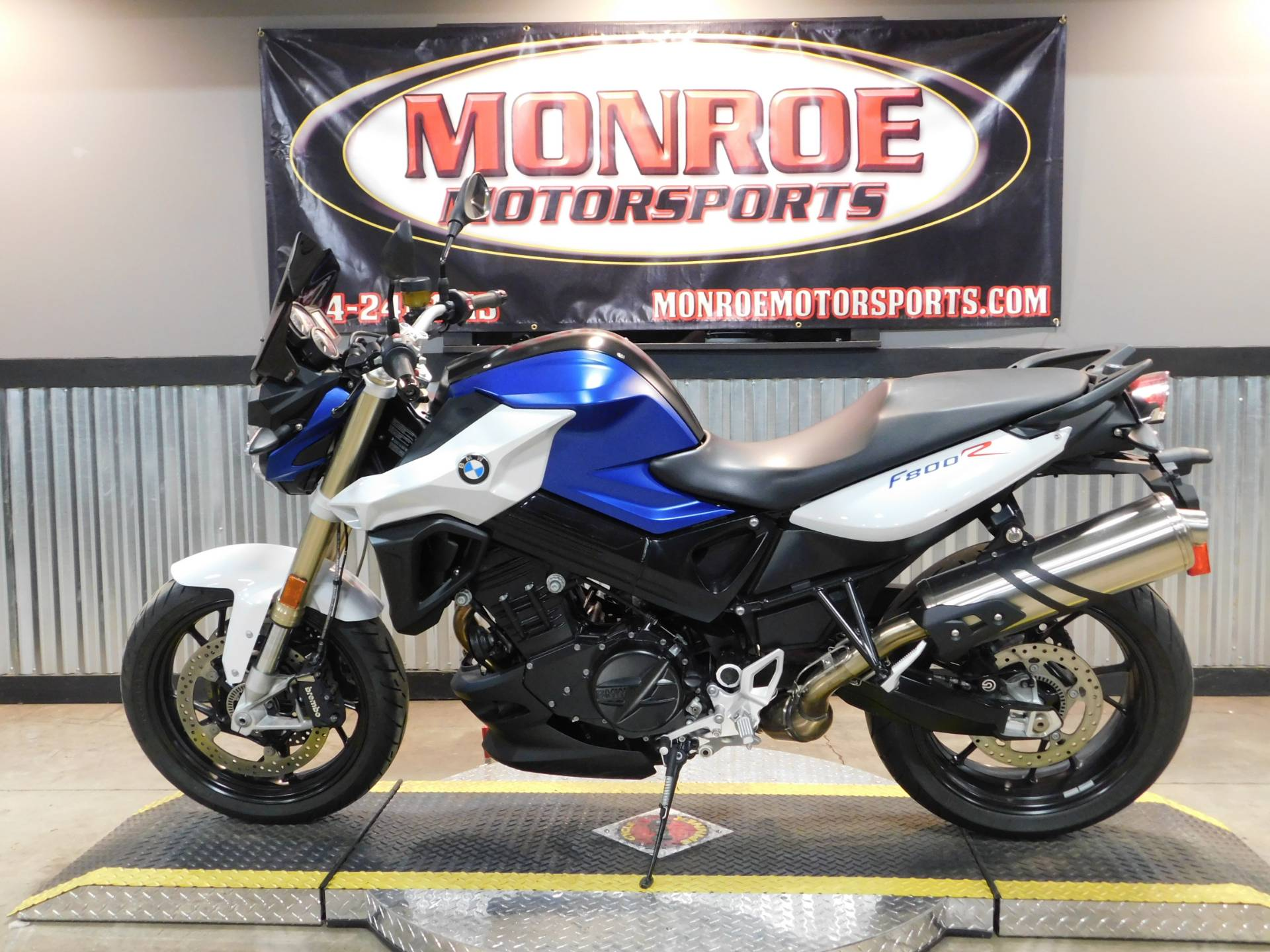 2016 BMW F 800 R in Monroe, Michigan