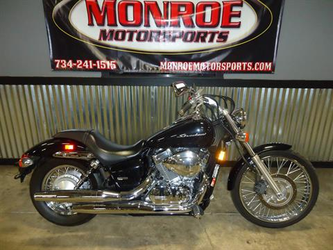 2012 Honda Shadow® Spirit 750 in Monroe, Michigan