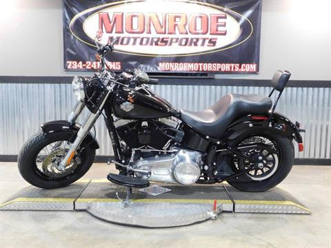 2017 Harley-Davidson Softail Slim® in Monroe, Michigan - Photo 2