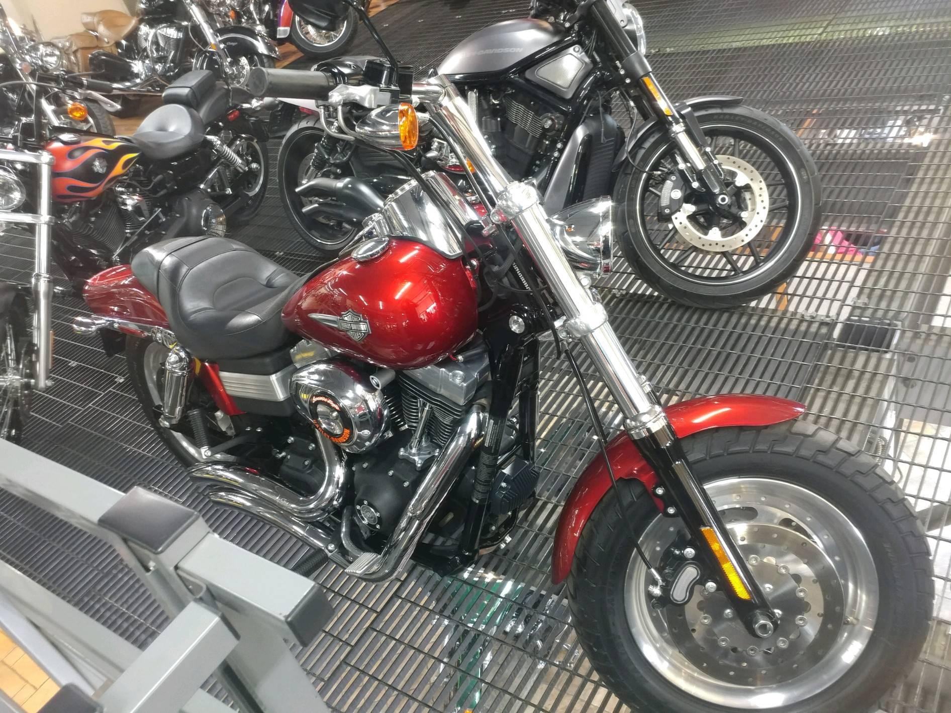 2008 Harley-Davidson Dyna® Fat Bob™ in Monroe, Michigan