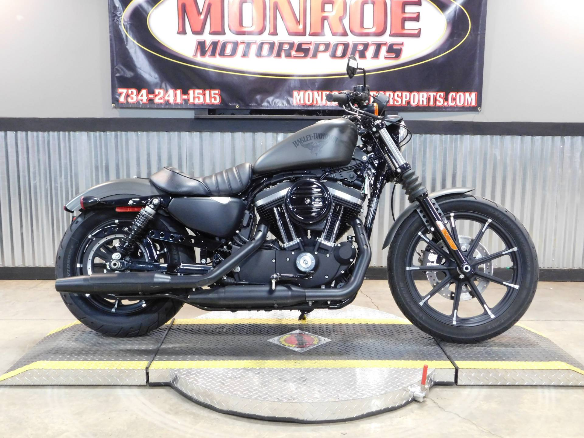 Used 2018 Harley Davidson Iron 883 Motorcycles In Monroe Mi