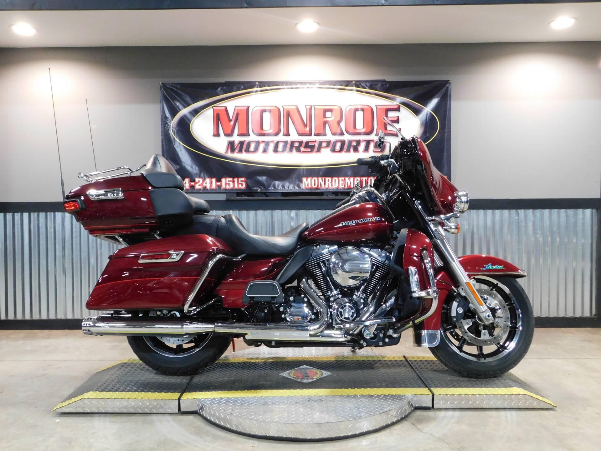 2016 Harley Davidson Ultra Limited In Monroe Michigan