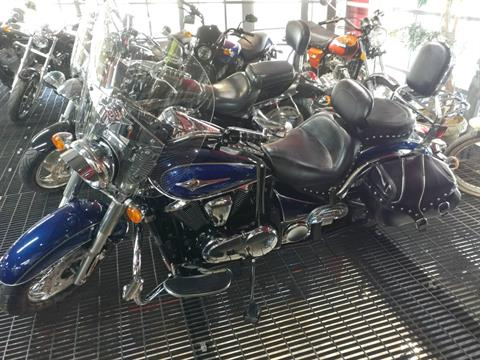 2011 Kawasaki Vulcan® 900 Classic LT in Monroe, Michigan