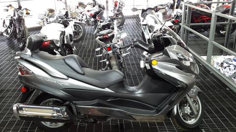 2011 Suzuki Burgman™ 400 ABS in Monroe, Michigan
