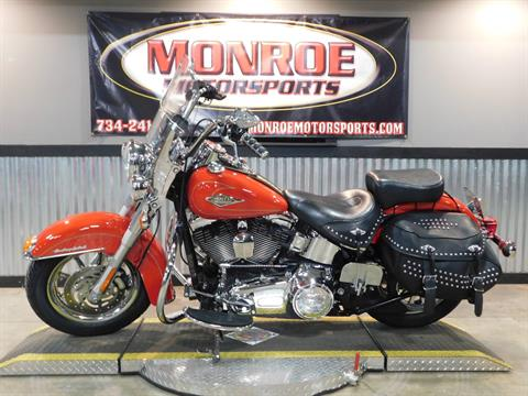 2010 Harley-Davidson Heritage Softail® Classic in Monroe, Michigan - Photo 2