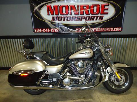 2010 Kawasaki Vulcan® 1700 Nomad™ in Monroe, Michigan