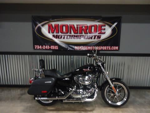 2014 Harley-Davidson SuperLow® 1200T in Monroe, Michigan