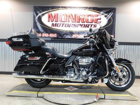 2017 Harley-Davidson Ultra Limited Low in Monroe, Michigan