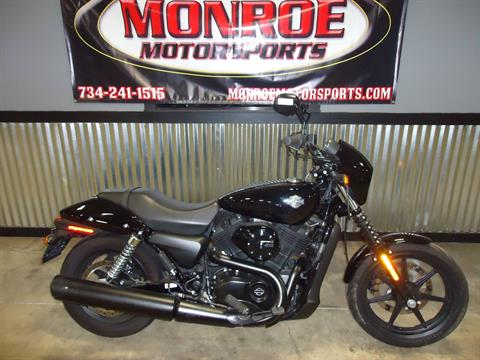 2016 Harley-Davidson Street® 500 in Monroe, Michigan