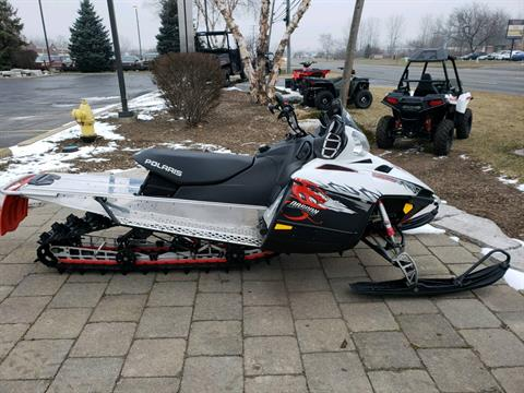 2009 Polaris 800 Dragon RMK 155 in Monroe, Michigan