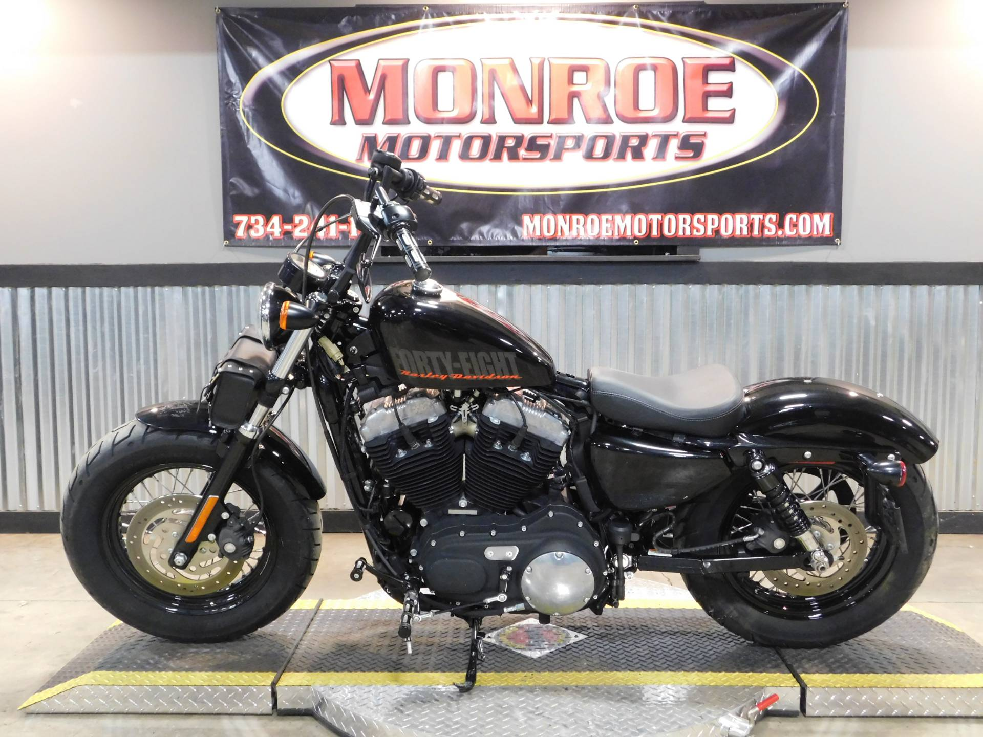 2013 Harley-Davidson Sportster® Forty-Eight® in Monroe, Michigan - Photo 1