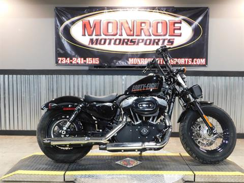 2013 Harley-Davidson Sportster® Forty-Eight® in Monroe, Michigan - Photo 2
