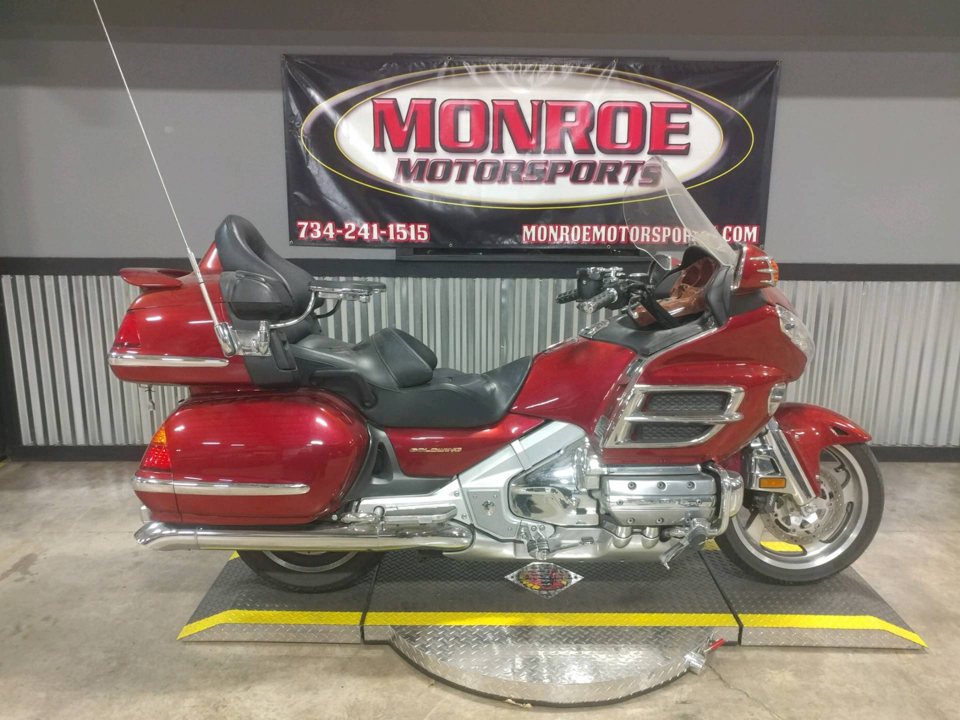 2001 Gold Wing