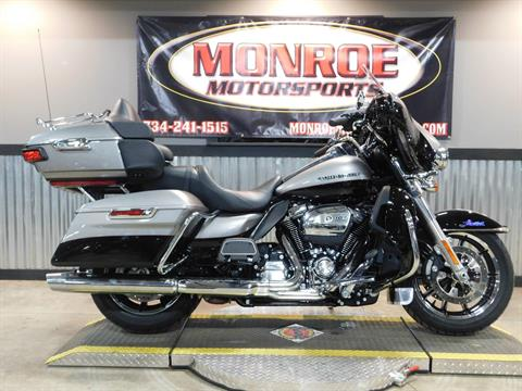 2017 Harley-Davidson Ultra Limited in Monroe, Michigan
