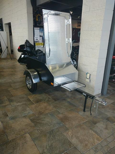 2017 Lumina motorcycle trailer in Monroe, Michigan
